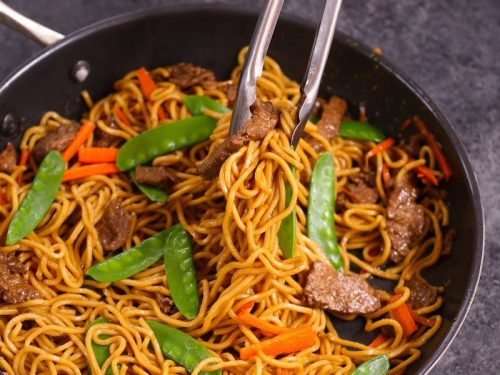 Easy Beef Chow Mein Recipe Tipbuzz