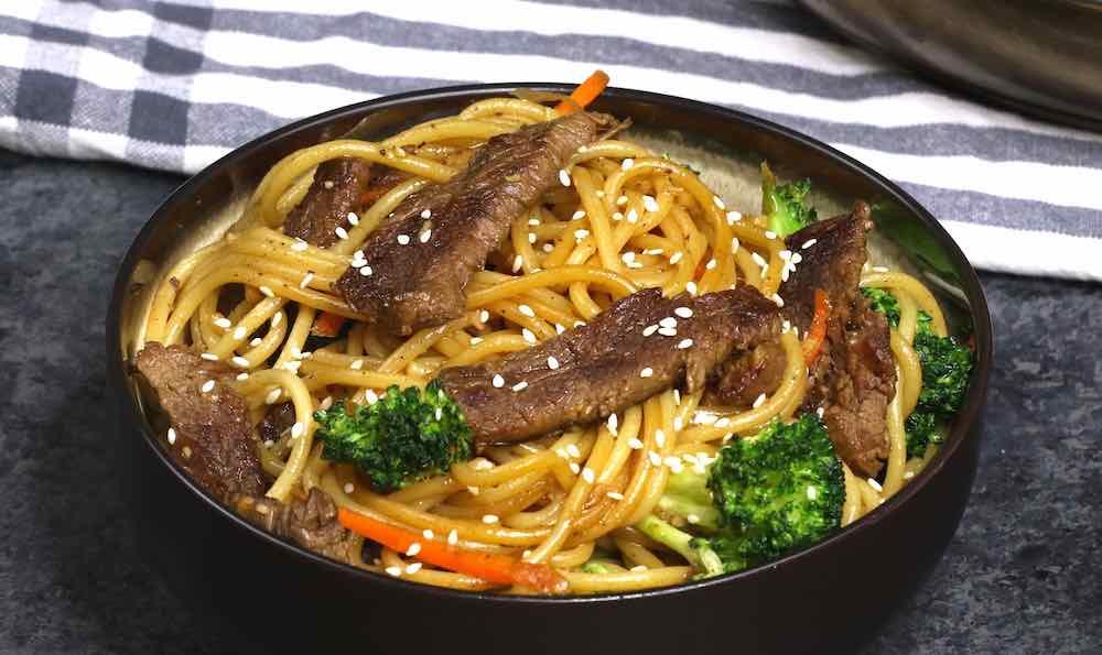 Mongolian Beef Recipe Easy
