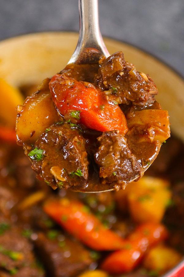 Best Ever Beef Stew Recipe Tipbuzz