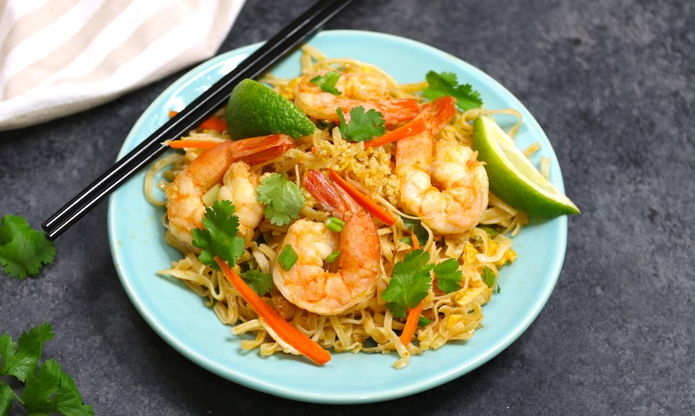 The Best Pad Thai