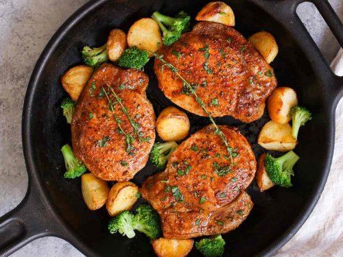 boneless pork chop recipes moist Boneless Pork Chop Recipe