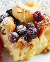 Bread Pudding is irresistible comfort food that always becomes an instant family favorite with its creamy and moist flavors and crispy golden top.