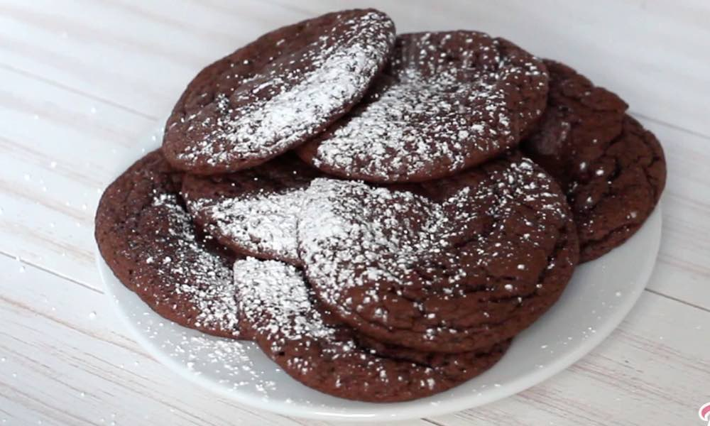 Chocolate cake mix rolo cookie recipe