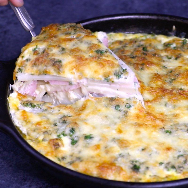 images Mashed Cauliflower Gratin Casserole Recipe