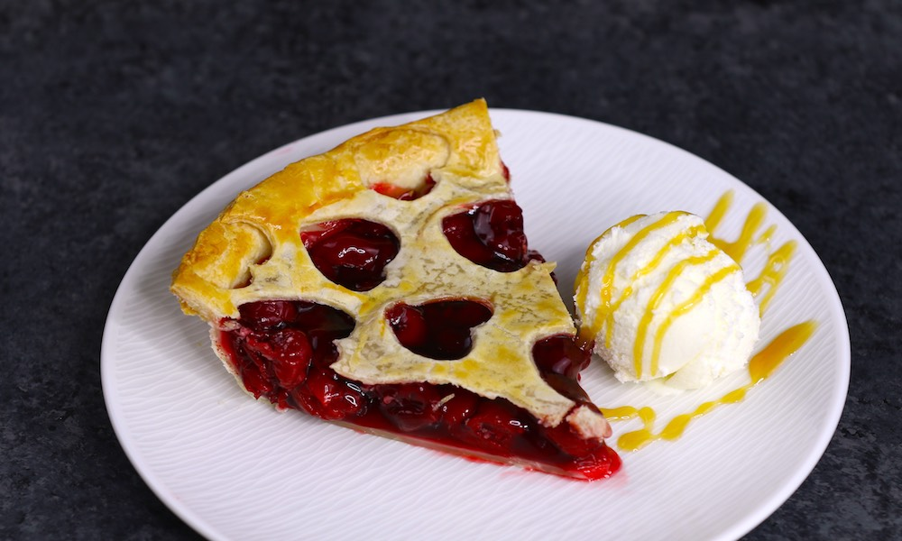 The Most Incredible Cherry Pie