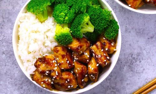 15 Minute Easy Teriyaki Chicken