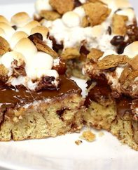 This Cinnamon Roll Smores recipes is about to become your next obsession