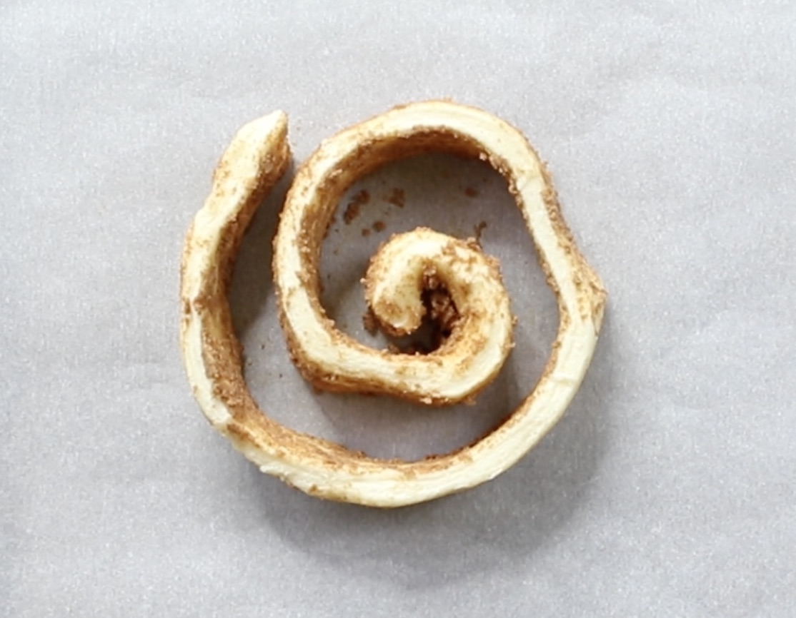 Cinnamon Roll Unravel