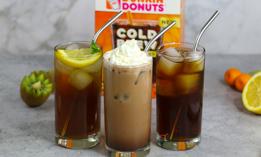 Easy Cold Brew Coffee 3 Ways