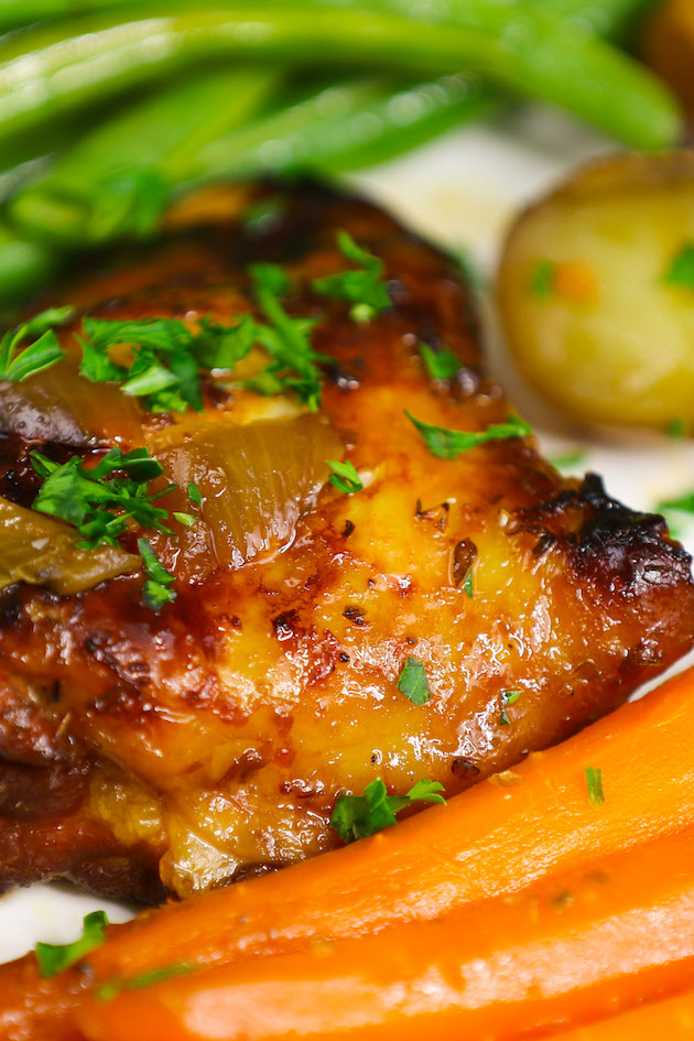 Easy Crockpot Chicken Thighs Recipe Tipbuzz