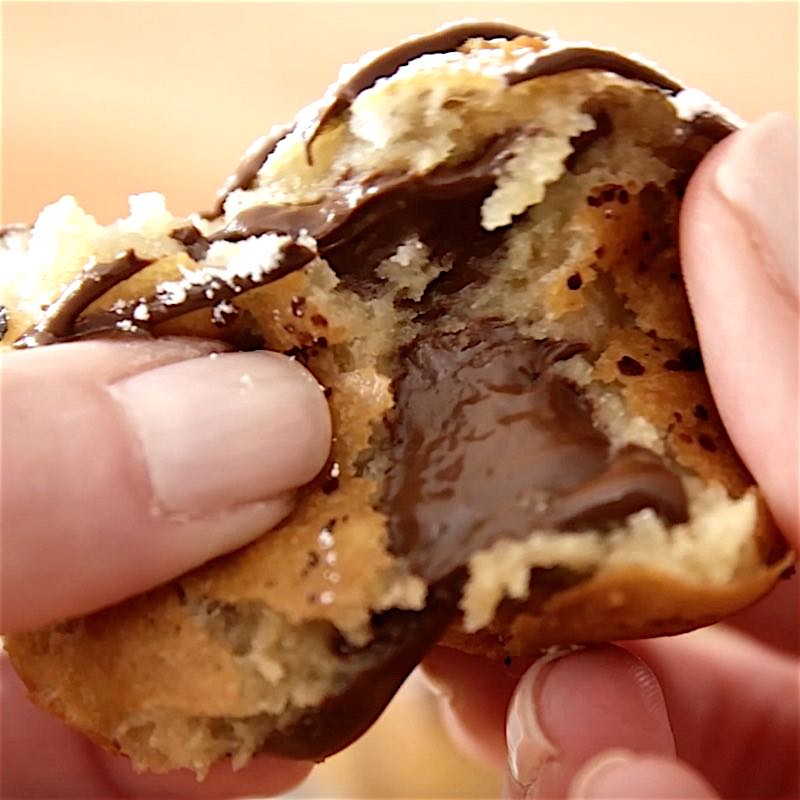 Deep Fried Cookie Dough Recipe With Video Tipbuzz