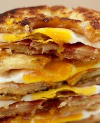 These Donut Breakfast Sandwiches are the best way to start your day