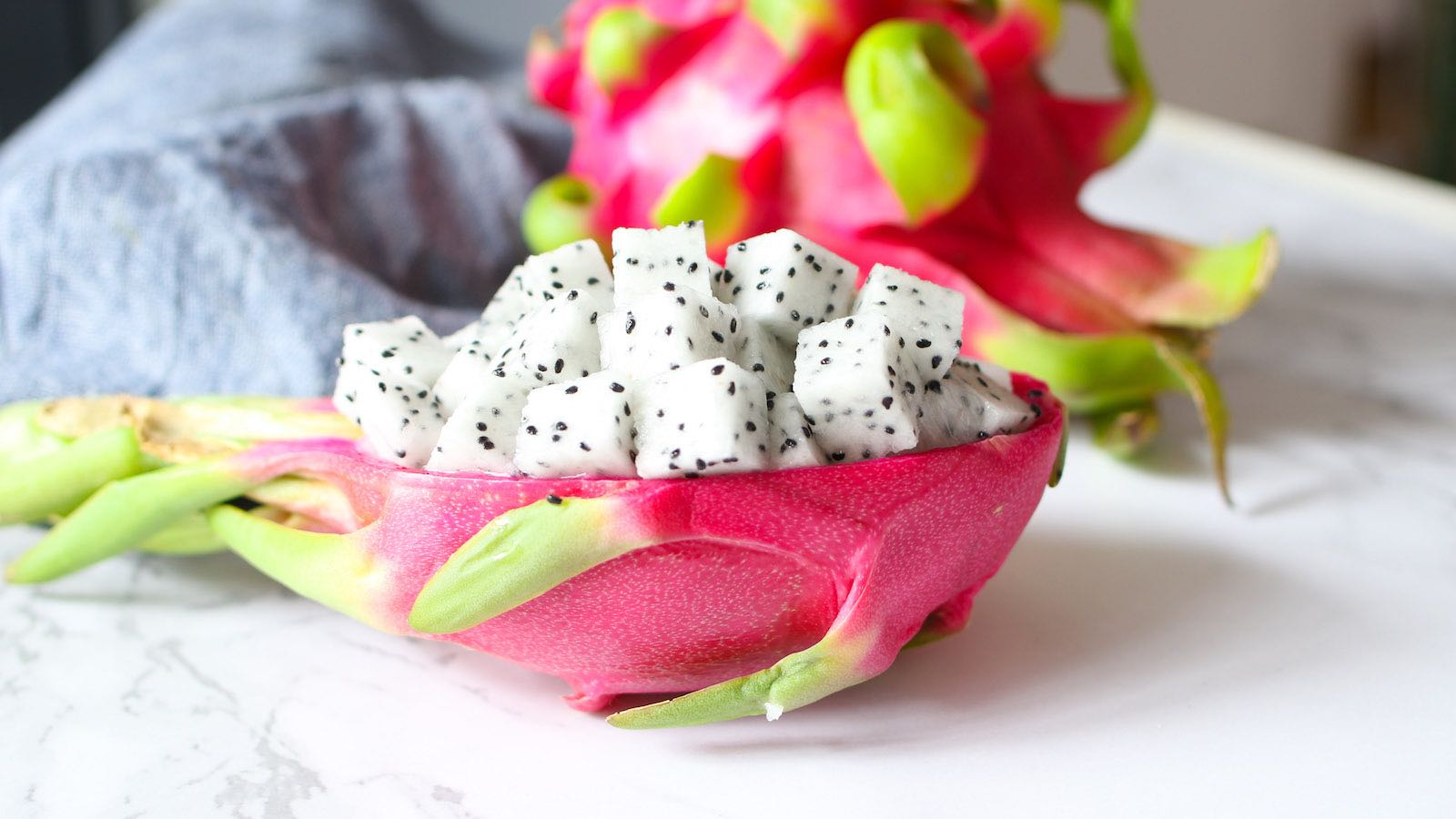 How To Cut And Eat Dragon Fruit Health Benefits Tipbuzz