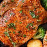 Easy Boneless Pork Chops