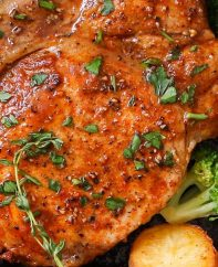 Easy Boneless Pork Chops