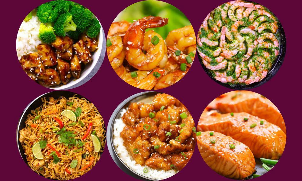 12 Easy Dinner Ideas