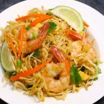 Easy Instant Pot Pad Thai