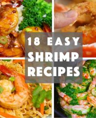 18 Easy Shrimp Recipes