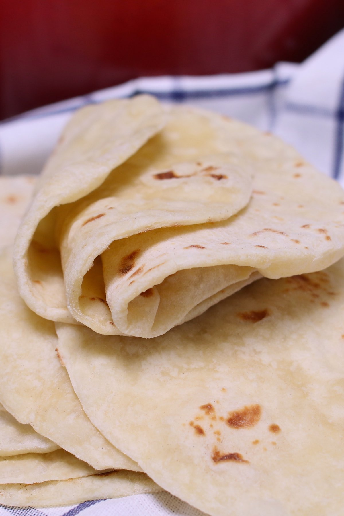 Homemade Flour Tortillas Tipbuzz
