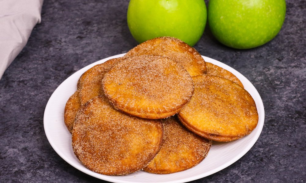 The Easiest Fried Apple Pies