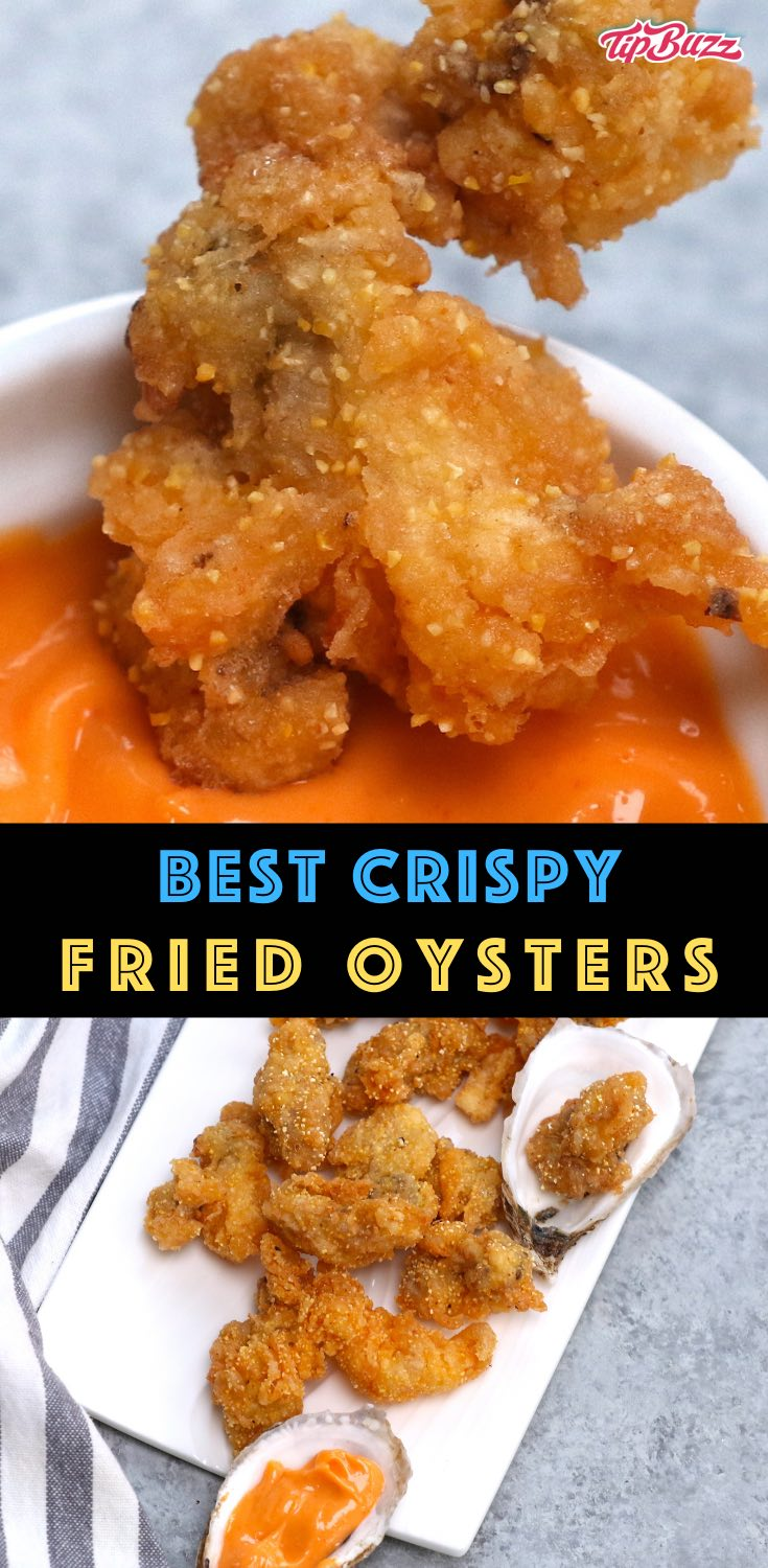 Whether you're looking for a simple fried oyster recipe or want to live on the edge and spice things up with southern flare, you will not be disappointed with these tips and tricks to the perfect fried oysters!