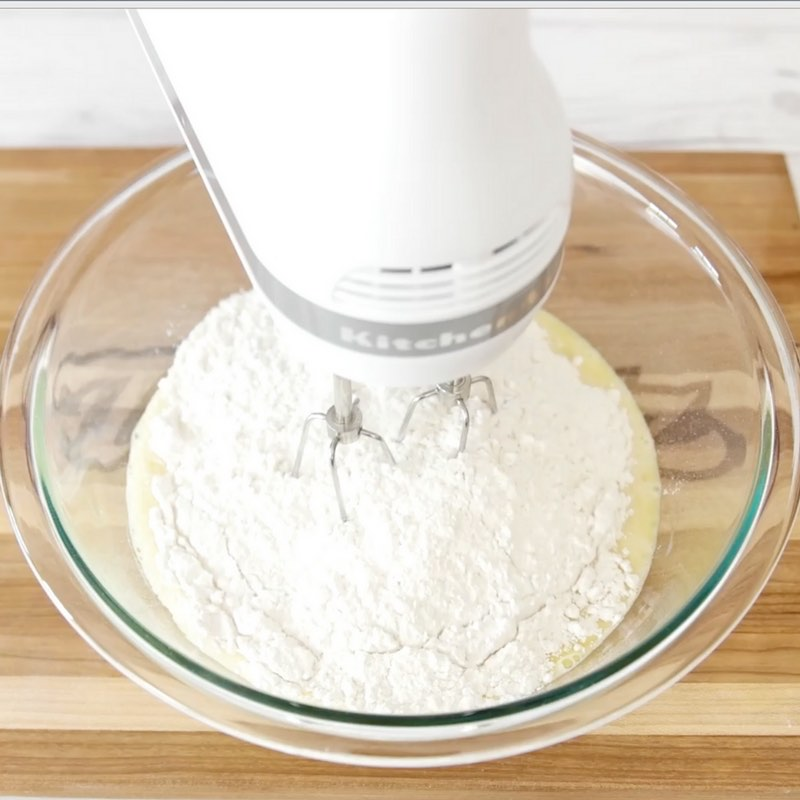 Funnel Cake Mix Recipe No Eggs