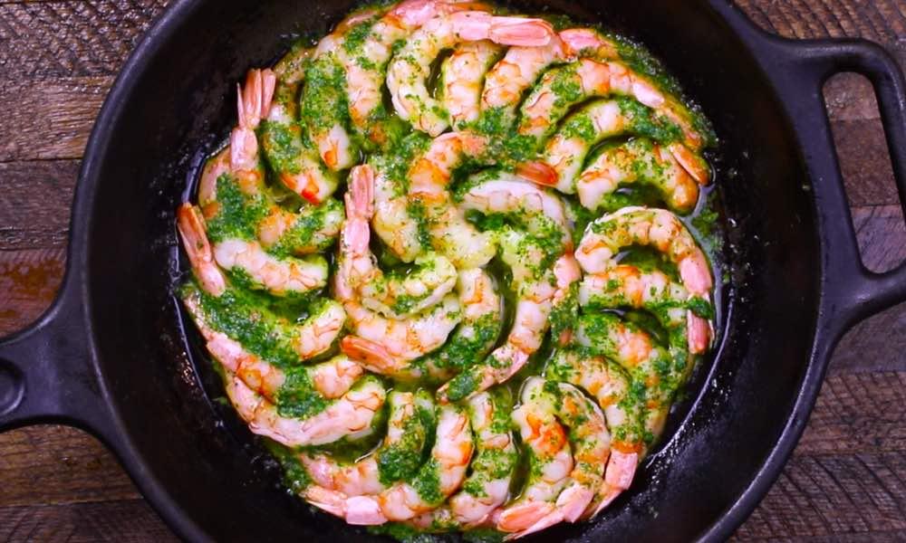 20 Minute Easy Garlic Butter Shrimp