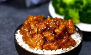 General Tso's Chicken Crock Pot