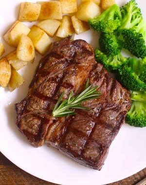 How long to grill steak depends on steak cut, steak thickness and steak doneness