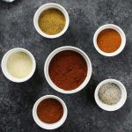 Homemade Fajita Seasoning using six simple ingredients, a kitchen staple you can make in 5 minutes