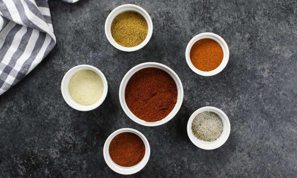 Easy Homemade Fajita Seasoning