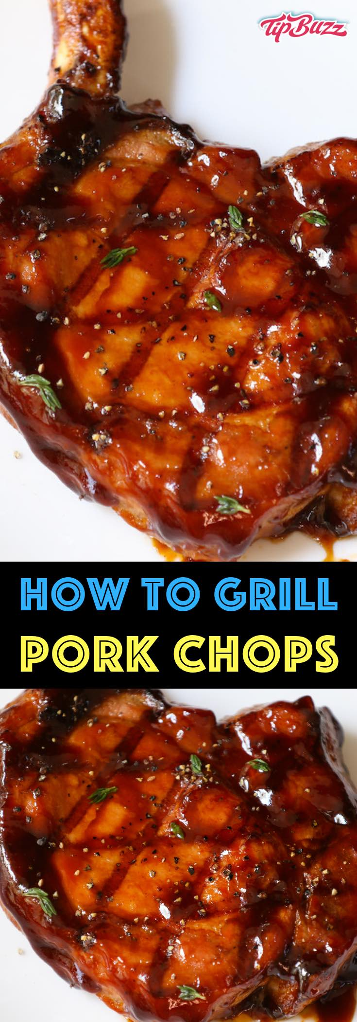Learn how long to grill pork chops in order to get tender and juicy grilled pork chops every time whether it's boneless pork chops or bone in pork chops