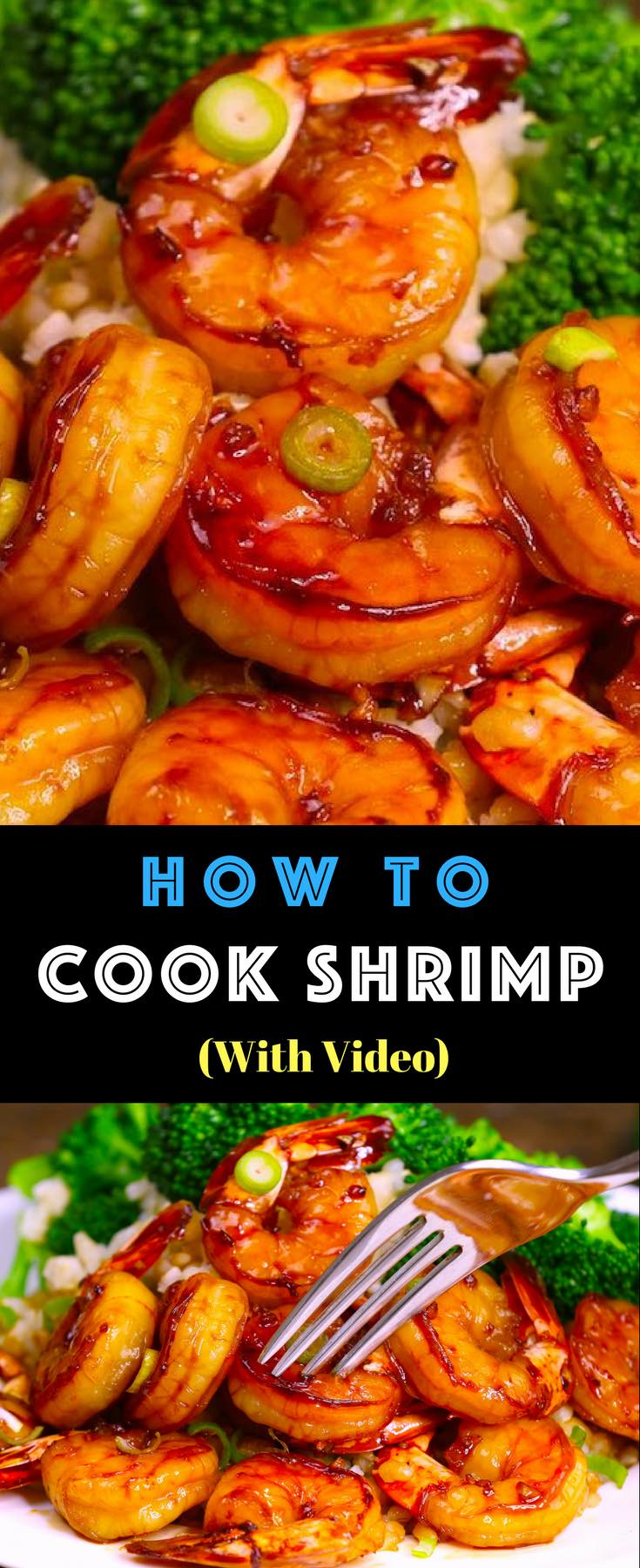 It's easy to learn how to cook shrimp with shrimp recipes being so quick and easy to prepare, it's no wonder they're a popular weeknight dinner option. Learn all the tips and secrets for getting the best results when cooking shrimp! #easyShrimpRecipe