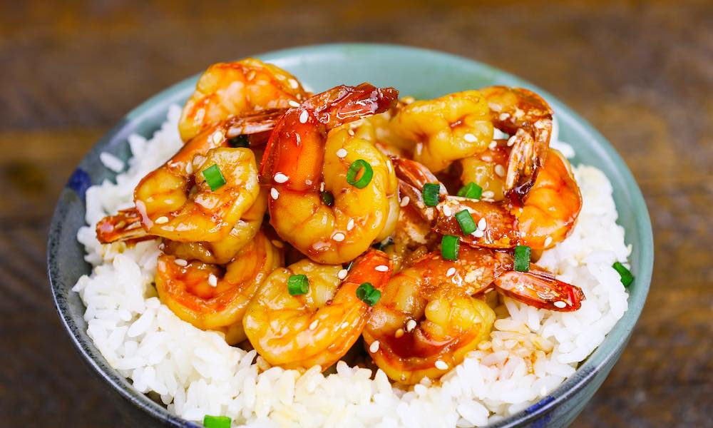 Instant Pot Honey Garlic Shrimp Recipe Tipbuzz