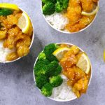 This Chinese Lemon Chicken recipe is a delicious and easy lunch or dinner idea