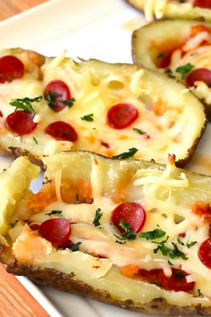 how to make potato pizza