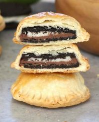 This Nutella Stuffed Oreo Puffs recipe is fun and easy to make