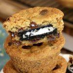 Oreo Stuffed Chocolate Chip Cookies recipe are easy and fun to make