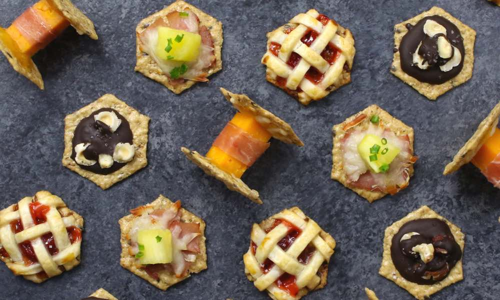 4 Ways Easy Party Appetizers