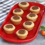 These Peanut Butter Cup Cookies are delicious bite sized desserts