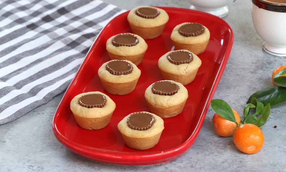 The Best Peanut Butter Cup Cookies