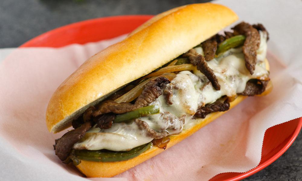 Best Philly Cheese Steak