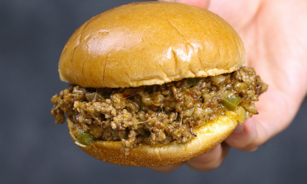 The Best Philly Cheese Steak Sloppy Joes