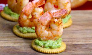 Shrimp Sizes Counts