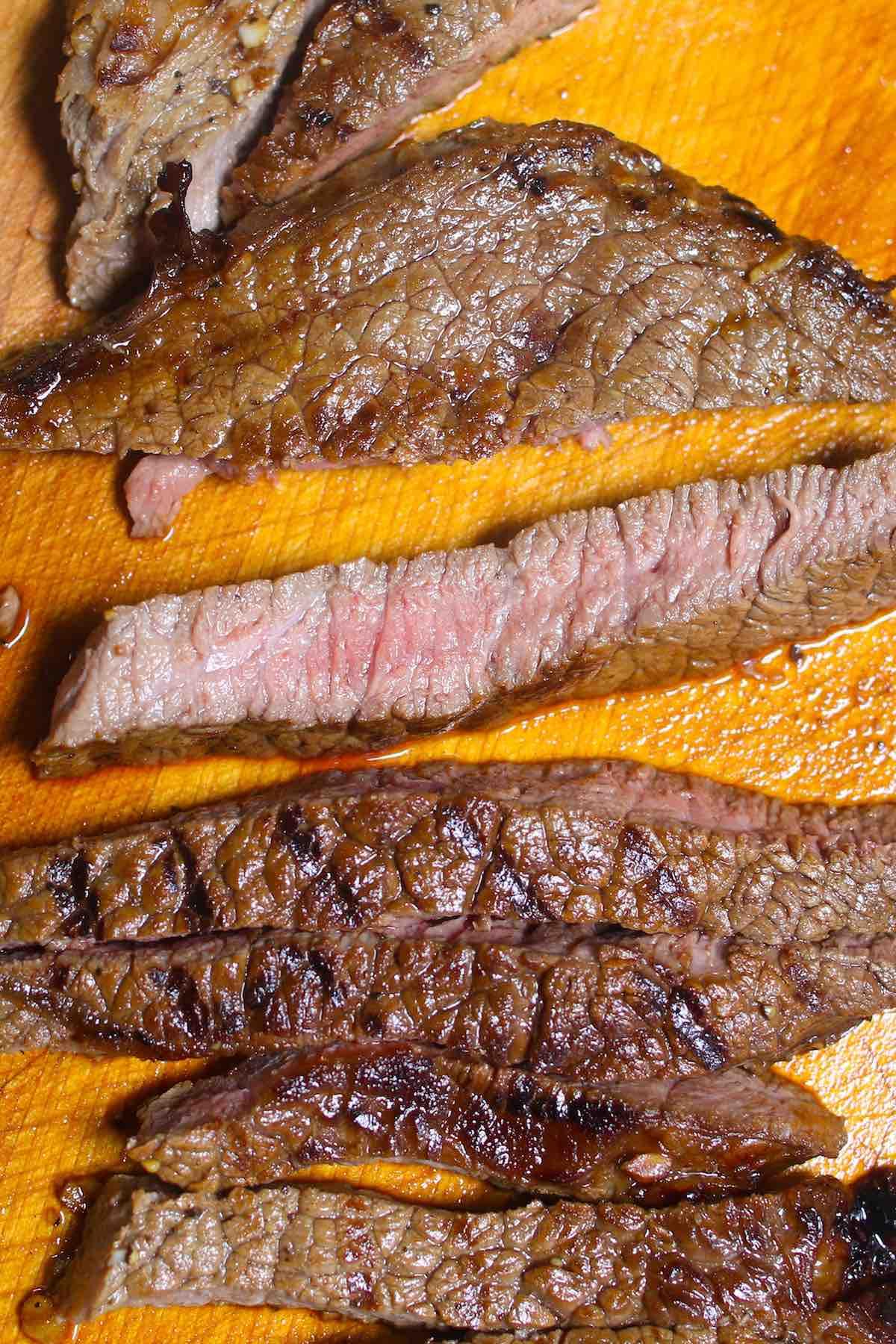 Sirloin Tip Steak With Balsamic Marinade Tipbuzz