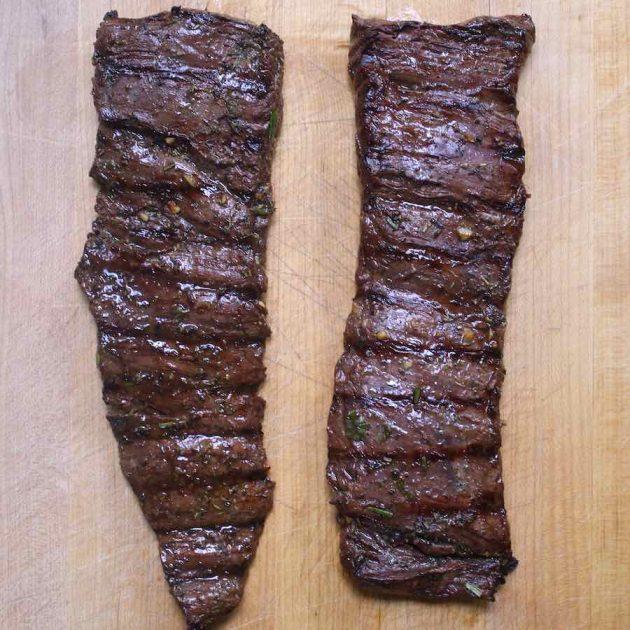 Cooked Skirt Steak