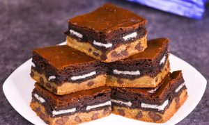 The Best Slutty Brownies