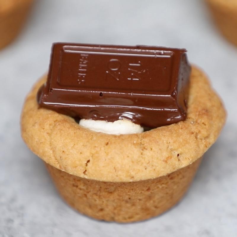 Chocolate Graham Cracker Cookie Calories