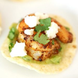 These Shrimp Guacamole Party Appetizers recipe is an easy and delicious party idea