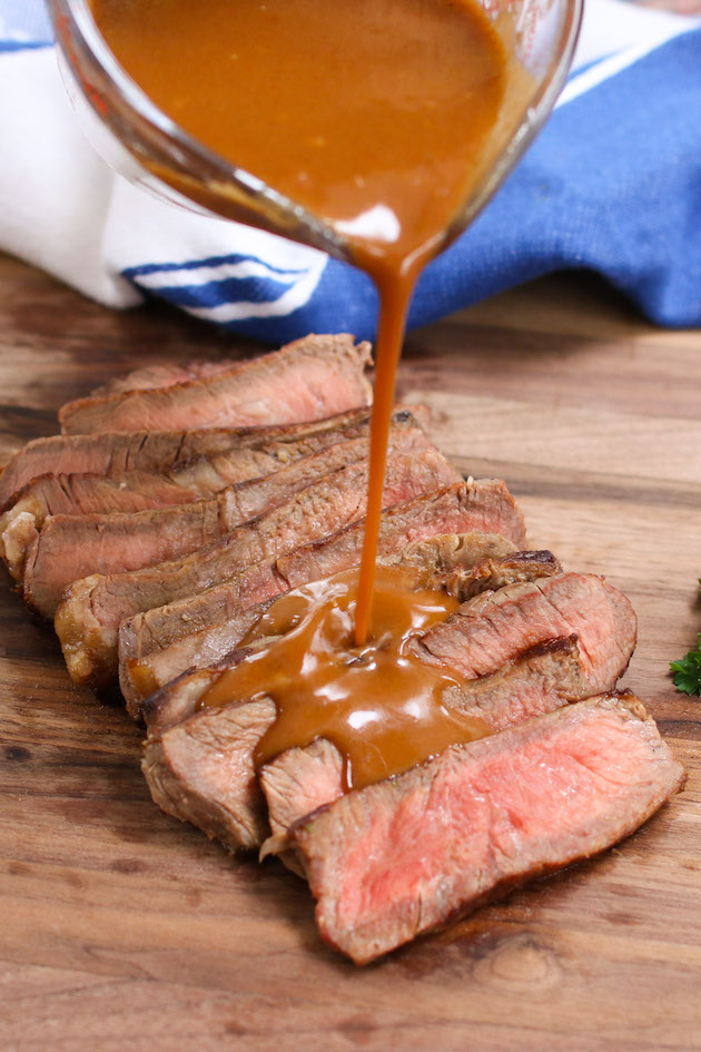 The Best Homemade Steak Sauce Recipe Tipbuzz